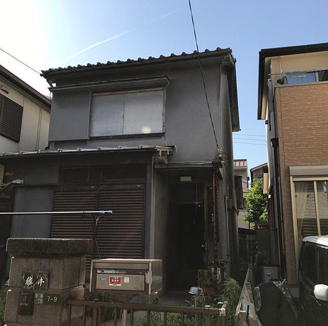 大阪市此花区木造住宅解体工事