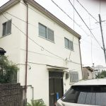 大阪府貝塚市木造2階解体工事  25坪