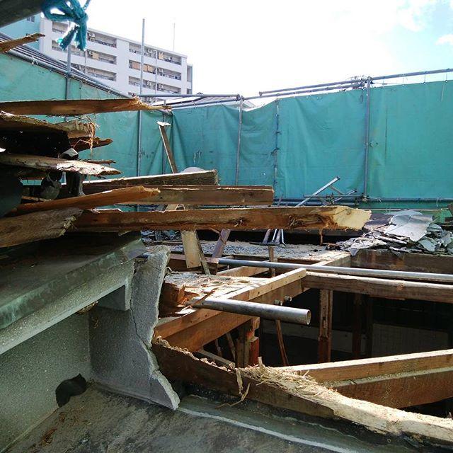 #解体大阪、解体安全第一施工ナンバーワン