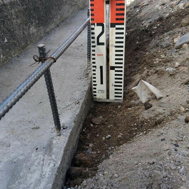 #大阪解体工事水路部、工事施工状況#TRYZは、解体工事以外の工事も一般的に施工致します。