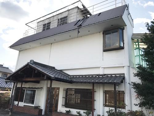 IMG 0123 - 大阪府岸和田 鉄骨造3階解体工事 70坪
