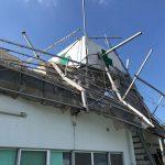 40959850 1733378130093886 1571521802220269420 n 150x150 - #解体工事#大阪#台風の影響被害#解体工事 #トライズは、どのよう状況でも施工いたします。